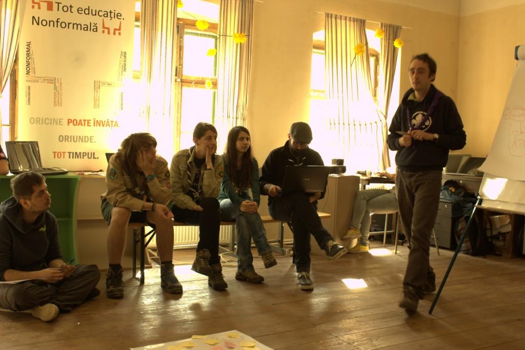Intalnirea echipei consultative